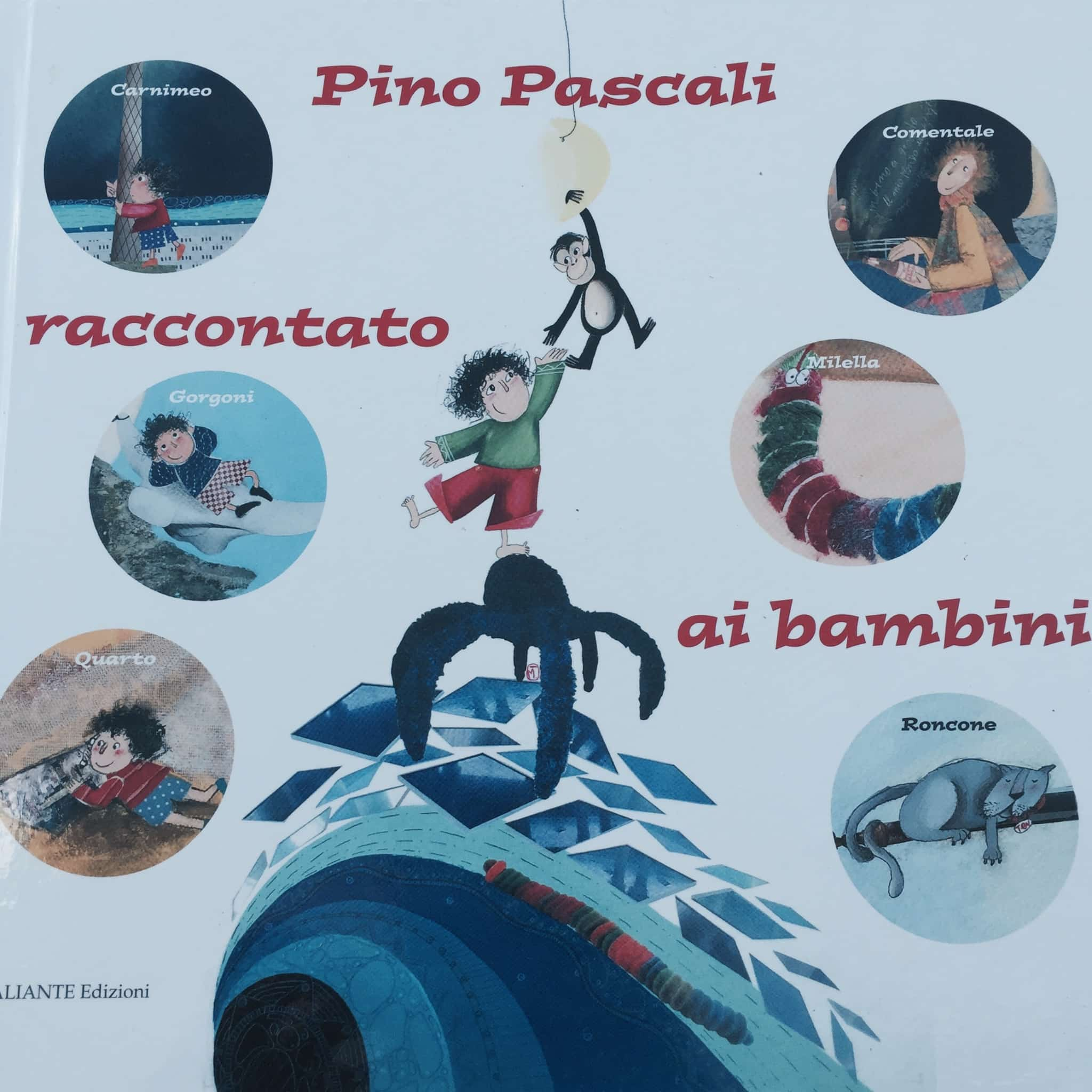 Il libro di favole ispirato a Pino Pascali