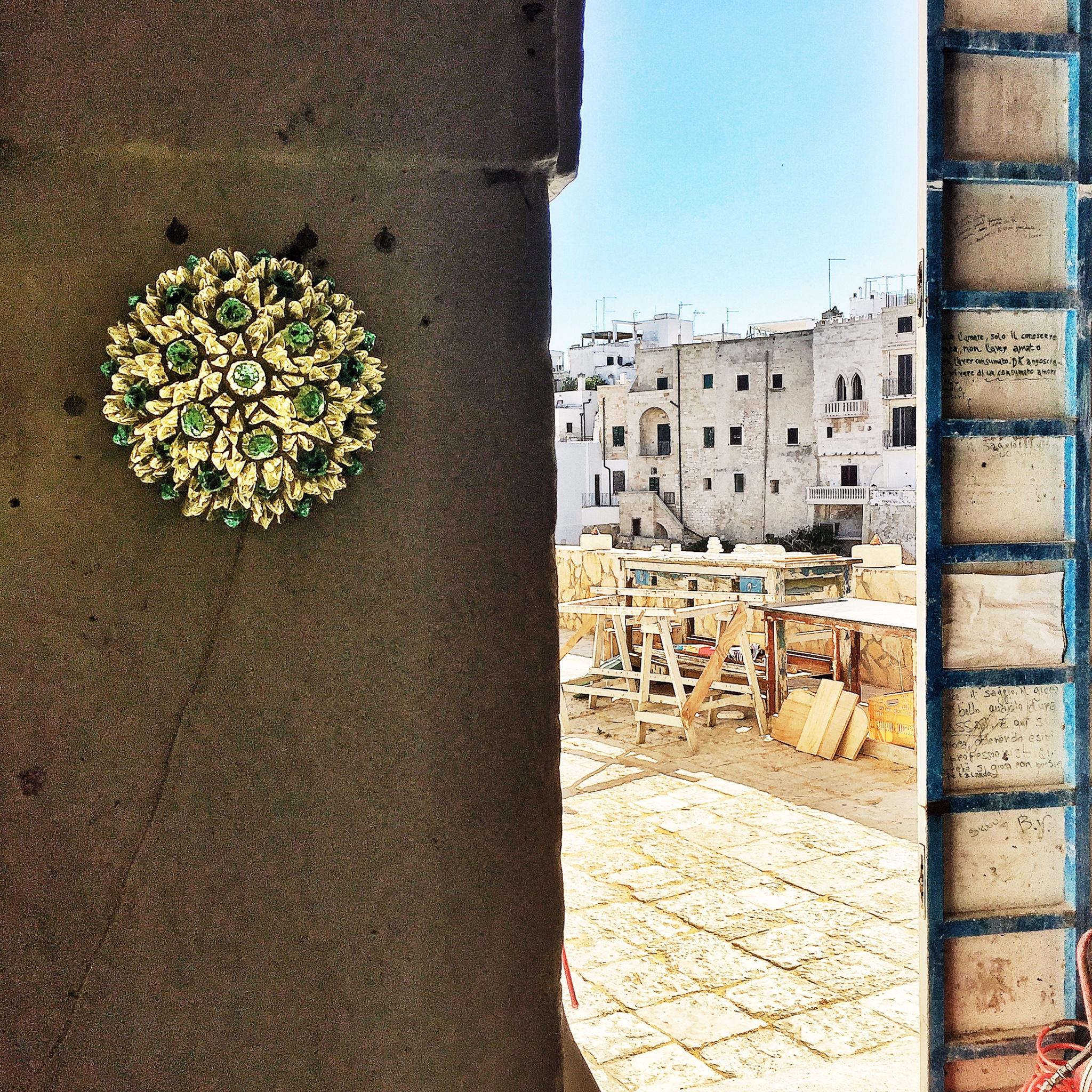 'Oggetti di Luce', bottega, Polignano a Mare